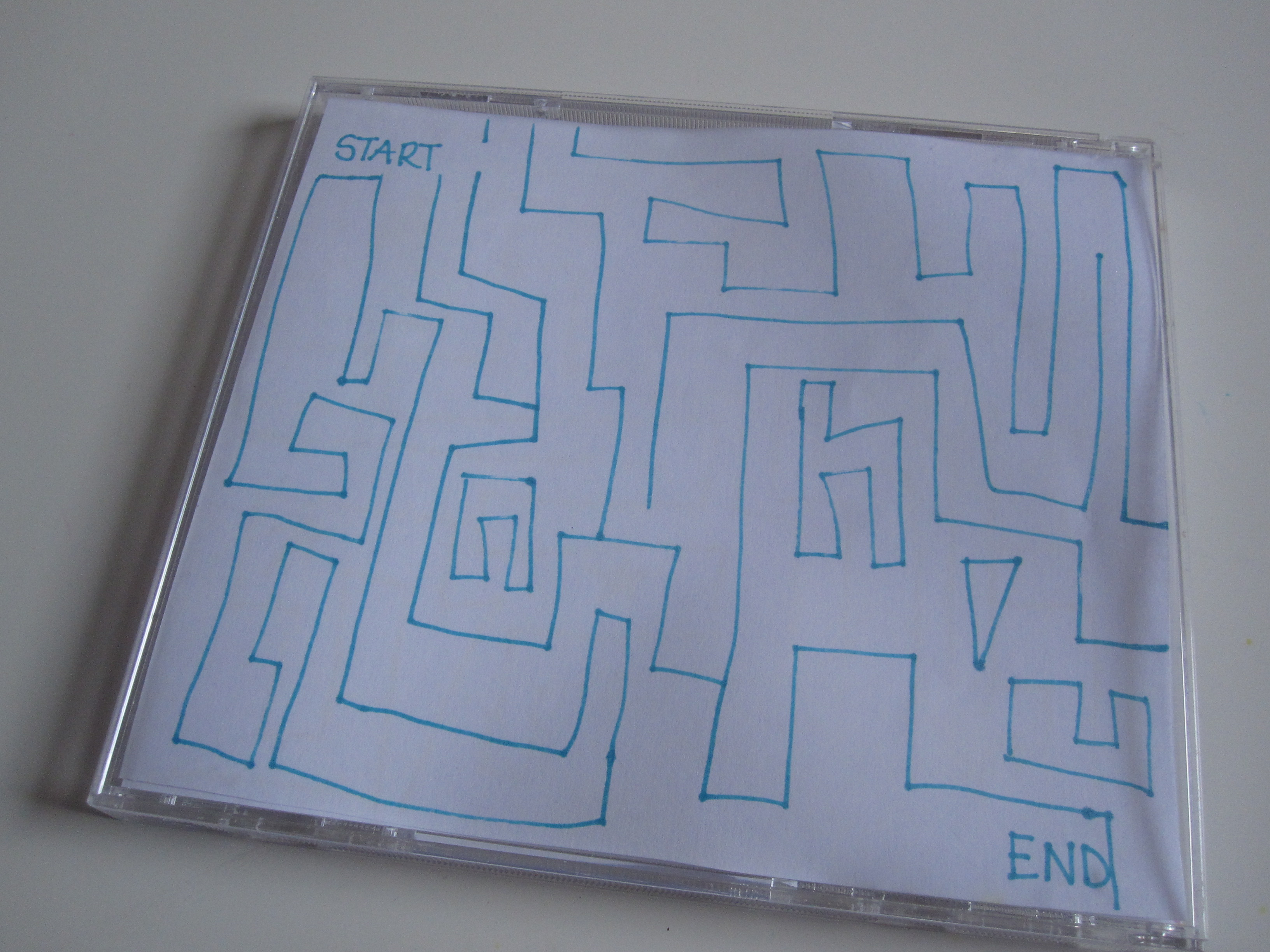 Frustration free dry erase mazes no time for flash cards