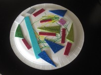 Paper Plate Planet