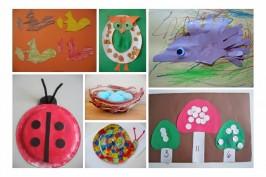 7 Woodland Crafts For Kids