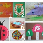 7 Woodland Crafts For Kids
