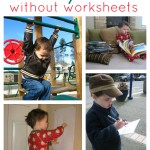 Fun Pre-Writing Activities Without Worksheets