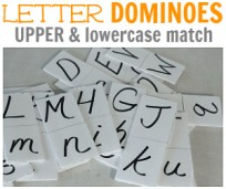 letter dominoes for kids