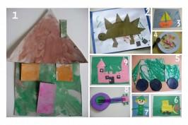 15 Shape Crafts For Kids