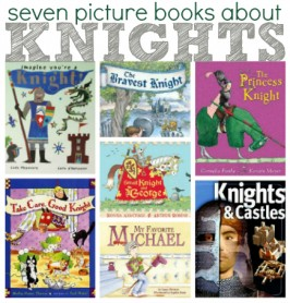 knight books for kids