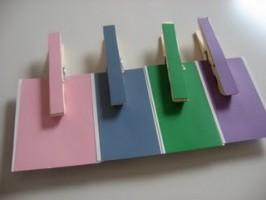6 Clothespin Crafts!