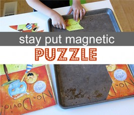Stay Put Puzzle