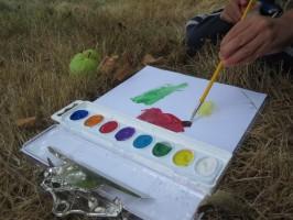 En Plein Air – Painting Outside Like Monet