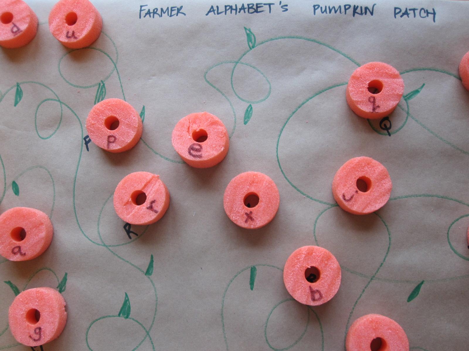 pumpkin preschool activities preschool pumpkin patch letter match 234