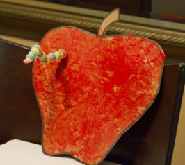 Apple Craft For Kids