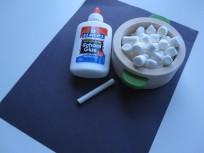 Marshmallow Skull Craft