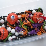 Halloween Sensory Tub For Multiple Ages