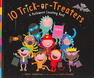10 trick or treaters