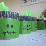 Halloween Math – Count and Fill Frankenstein