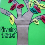 Rhyming Tree – Word Game