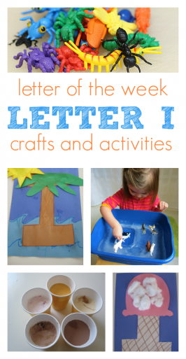 Letter Of The Week I i