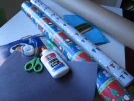supplies for santa's workshop