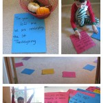 The 1st Thanksgiving- A Timeline Activity & Book