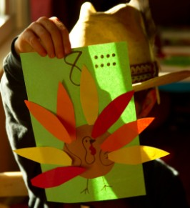 Turkey Counting – Thanksgiving Math Activity