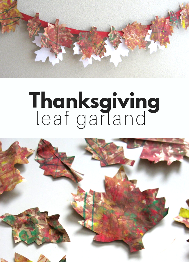 thanksgiving garland