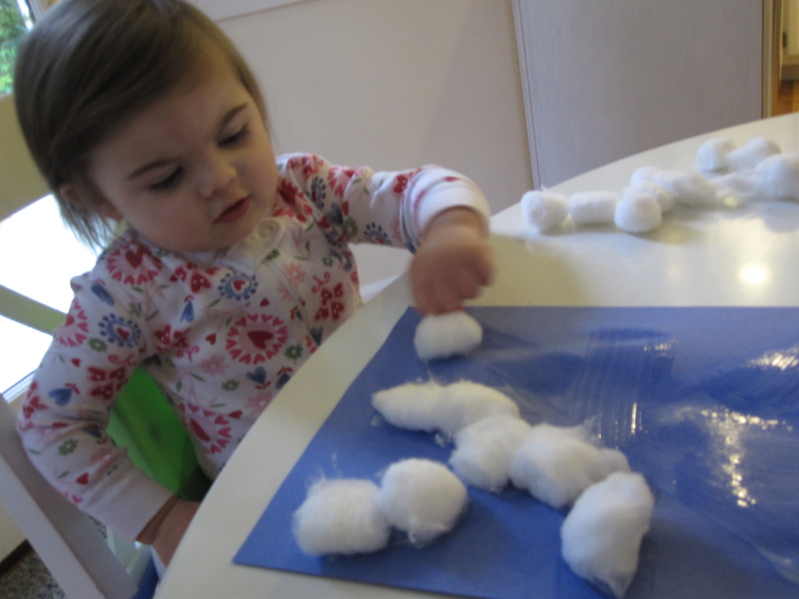 snowflake craft for toddlers no time for flash cards