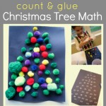Craft by Numbers – Christmas Tree