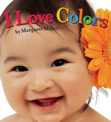 i love colors - Books About Colors