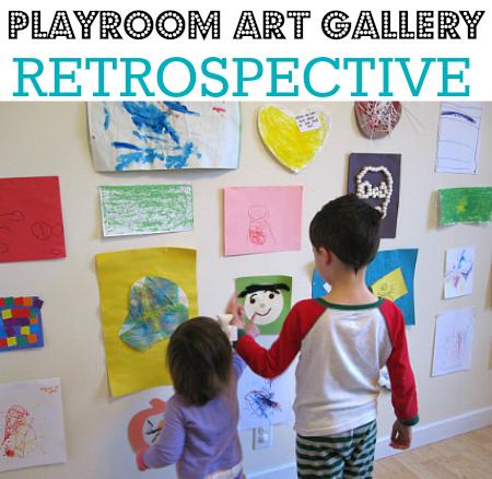 kid art gallery