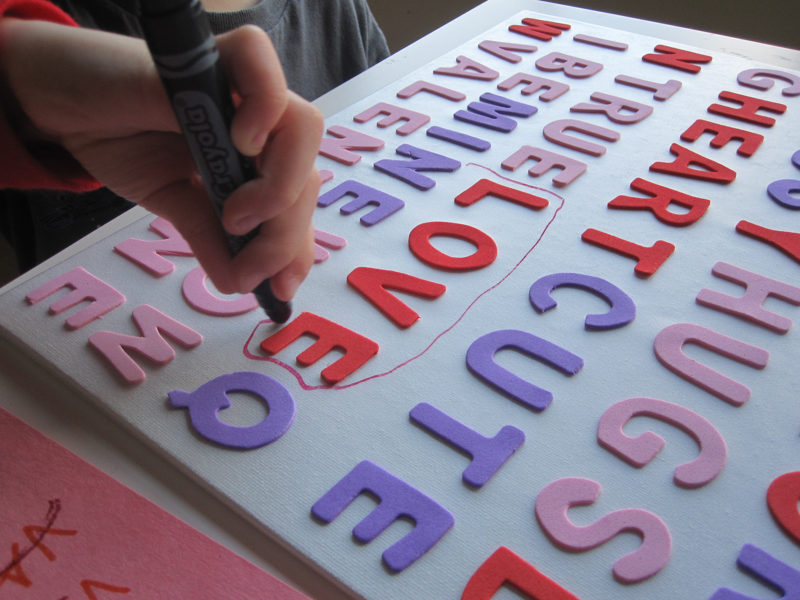 Valentine S Day Word Search For Kids No Time For Flash Cards