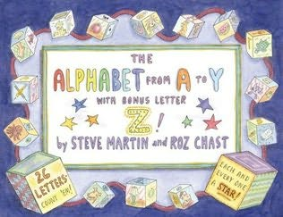Alphabet from A to Y by steve martin