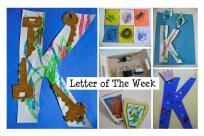 Letter of The Week-Letter K