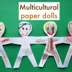 Multicultural Paper Dolls
