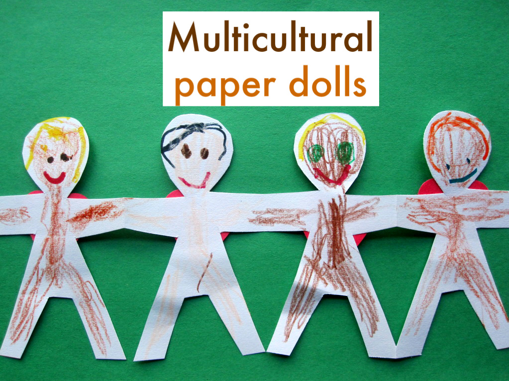 multicultural crafts for kids