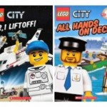 Lego City Book Review & Giveaway from Scholastic