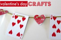 'Valentine's Day Crafts For Kids' from the web at 'https://www.notimeforflashcards.com/wp-content/uploads/2012/01/Valentines-Day-Crafts-For-Kids-204x134.jpg'