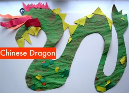 Chinese Dragon Craft