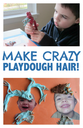 PLAYDOUGH ACTIVITY FOR KIDS