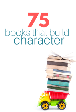 children's books that build character