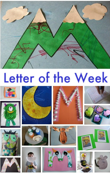 letter m crafts letter of the week m theme no time for flash cards 22905