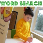 Listen & Find Word Search