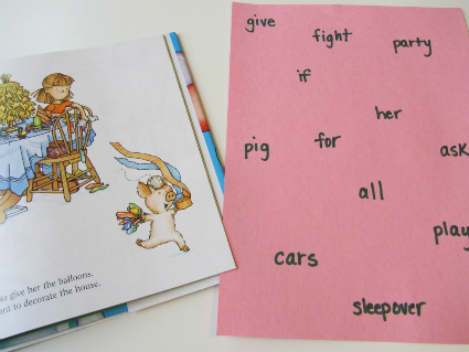sight word games