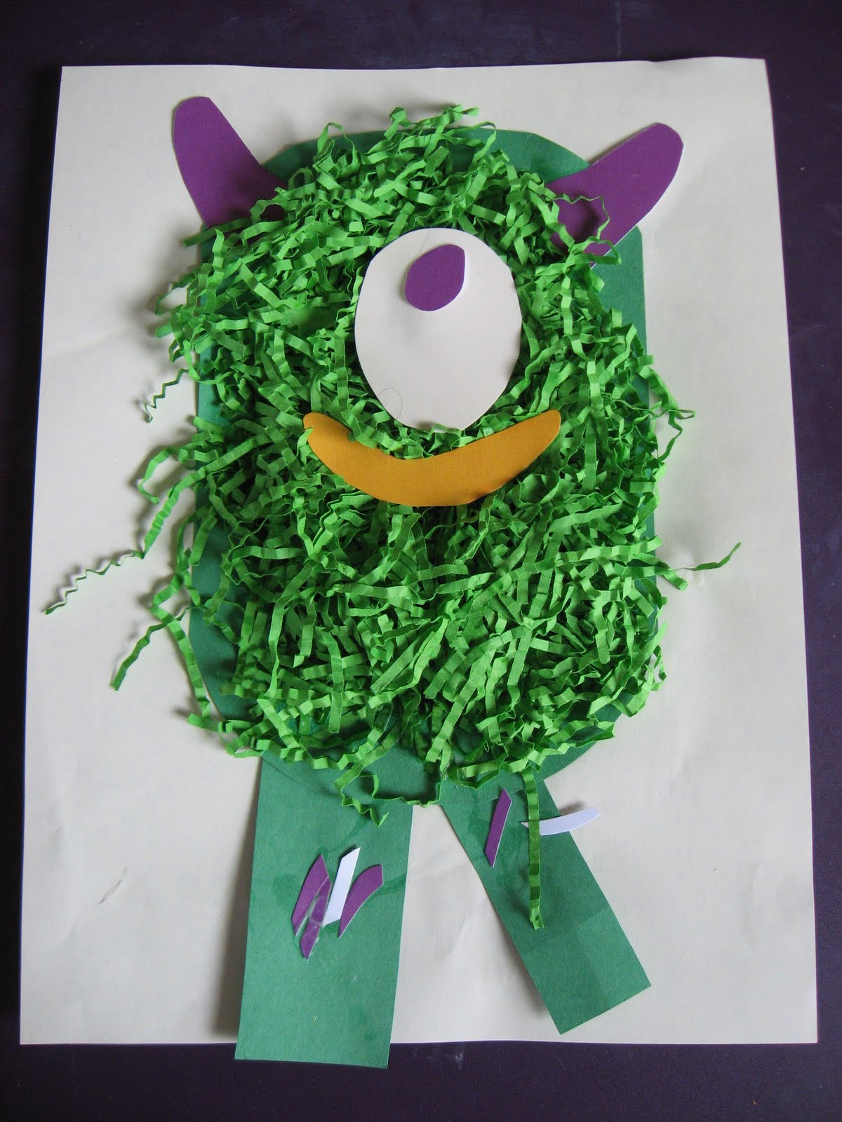 50 halloween craft ideas for preschool no time for flash for Preschool art and craft