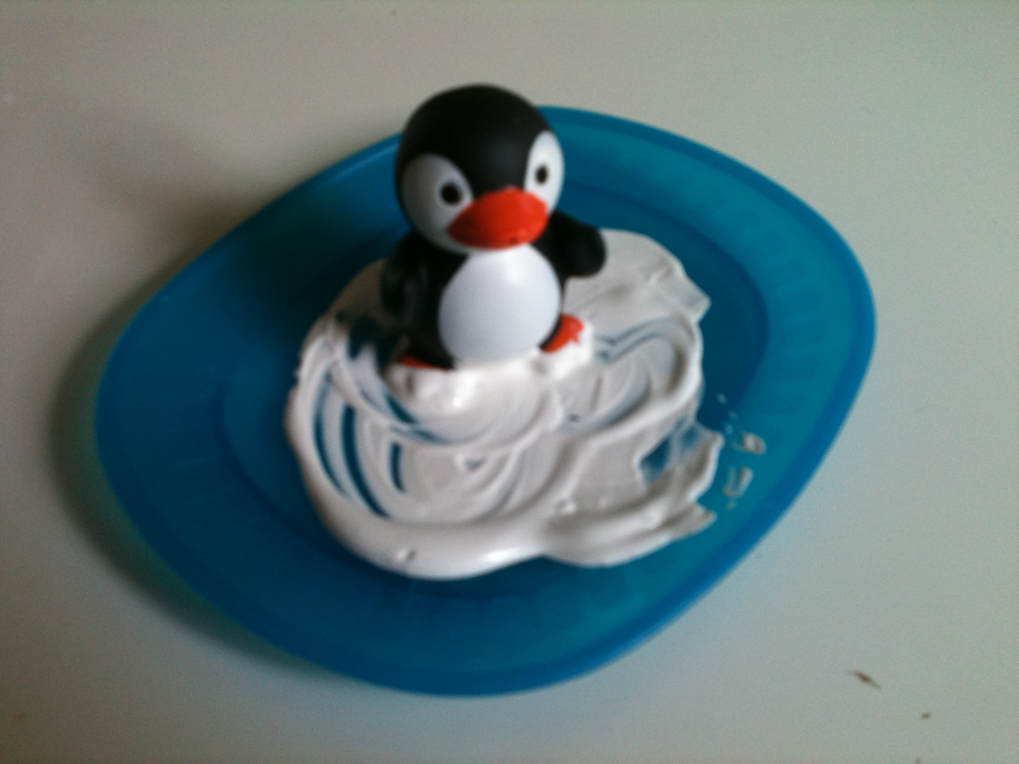 simple penguin craft no time for flash cards