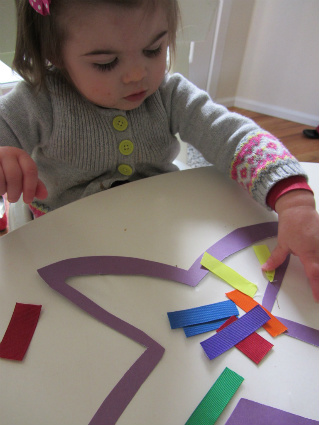 toddler easy crafts
