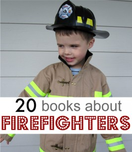 Books About Firefighters & Fire Trucks