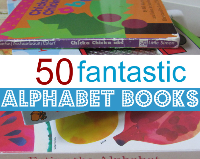50 alphabet books for kids we fandeluxe Choice Image