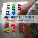 Alphabet For Starters- Easter Egg Letters