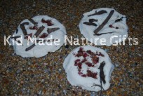 Kid Made Nature Gifts