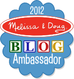 Melissa & Doug BA Badge