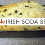St. Patrick's Day Food – Irish Soda Bread