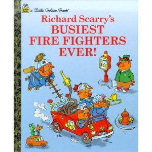 fire truck books